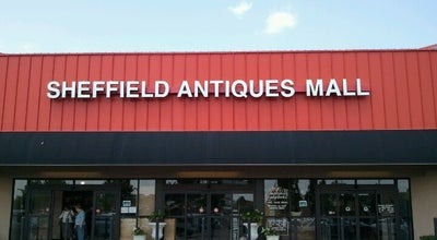 Photo of Antique Shop Sheffield Antiques Mall at 684 W Poplar Ave, Collierville, TN 38017, United States