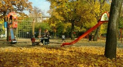 Photo of Playground Vérhalom téri játszótér at Vérhalom Tér, Budapest, Hungary
