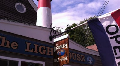 Photo of American Restaurant The Lighthouse Restaurant at 317 Main St, Wellfleet, MA 02667, United States