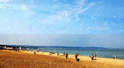 Photo of Beach Brzeźno Plaża at Brzeźno, Gdańsk, Poland