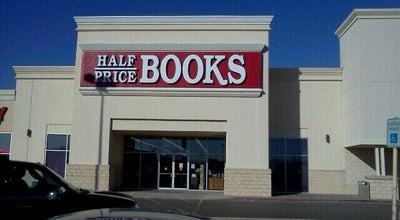 Photo of Bookstore Half Price Books at 1449 W I 240 Service Rd, Oklahoma City, OK 73159, United States