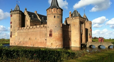 Photo of Castle Muiderslot at Herengracht 1, Muiden 1398 AA, Netherlands
