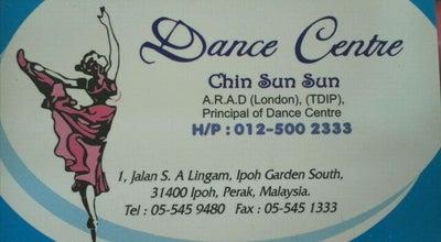 Photo of Dance Studio Dance Centre Main Studio at 1,jalan S.a Lingam, Ipoh 31400, Malaysia