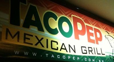 Photo of Mexican Restaurant Taco Pep at Av. Das Castanheiras, Qd. 103, Lt. 1060, Brasília, Brazil
