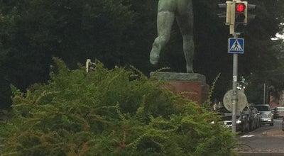 Photo of Monument / Landmark Paavo Nurmen Patsas (Turku) at Itäinen Rantakatu, Turku 20100, Finland