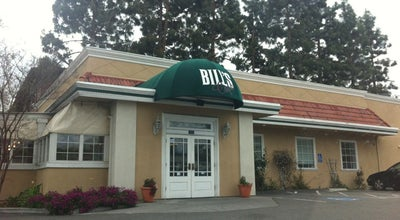 Photo of Breakfast Spot Bill's Cafe at 2089 The Alameda, San Jose, CA 95126, United States