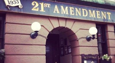 Photo of Pub 21st Amendment at 150 Bowdoin St, Boston, MA 02108, United States