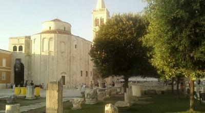 Photo of Historic Site Forum at Zadar, Croatia