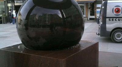 Photo of Monument / Landmark Rotuaarin pallo at Rotuaarinaukio, Oulu 90100, Finland