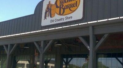 Photo of American Restaurant Cracker Barrel Old Country Store at 1918 Julian Allsbrook Hwy I-95 & Sr 158, Roanoke Rapids, NC 27870, United States