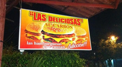 "Photo of Burger Joint Las Deliciosas ""al Carbón"" at Fernando Magallanes, Acapulco de Juárez, GRO, Mexico"