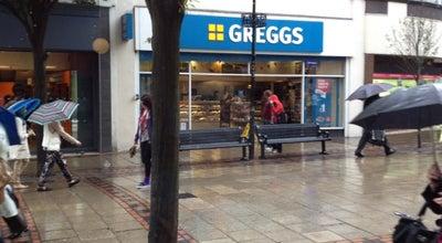 Photo of Bakery Greggs at 6-8 Lister Gate, Nottingham NG1 7DD, United Kingdom