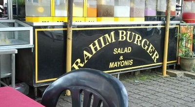 Photo of Burger Joint Rahim's Burger Oldtown at Temerloh, Malaysia