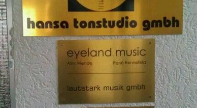 Photo of Music Venue Hansa Studio at Köthener Str. 38, Berlin 10963, Germany