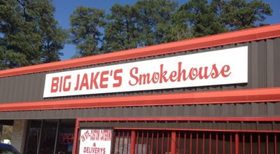 Photo of BBQ Joint Big Jake's Smokehouse at 2610 New Boston Rd, Texarkana, TX 75501, United States