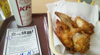 Photo of Fried Chicken Joint ケンタッキーフライドチキン イオンモール倉敷店 at 水江1, 倉敷市 710-0802, Japan