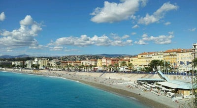 Photo of Beach Beau Rivage Plage at Promenade Des Anglais, Nice 06000, France