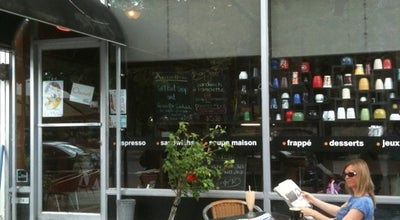 Photo of Cafe Cafe 92° at 6703, Rue Sherbrooke O, Montréal, QC H4B 1P3, Canada