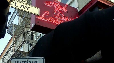 Photo of Music Venue Red Devil Lounge at 1695 Polk St, San Francisco, CA 94109, United States