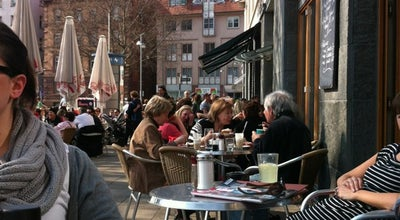 Photo of Cafe Vincafé Kaiserbau at Marienplatz 12, Stuttgart 70178, Germany