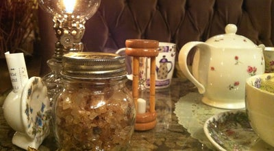 Photo of Tea Room Chloris Tea Garden at 서대문구 연세로4길 38, 서울특별시 120-833, South Korea