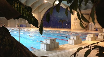 Photo of Pool Piscine des Halles – Suzanne Berlioux at Rue Berger, Paris 75001, France
