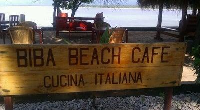 Photo of Italian Restaurant Biba Beach Cafe at Gili Air, Indonesia