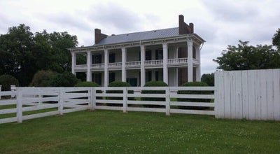 Photo of Historic Site Carnton Plantation at 1345 Eastern Flank Cir, Franklin, TN 37064, United States