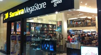 Photo of Bookstore Saraiva Megastore at Shopping Iguatemi, Florianópolis 88035-000, Brazil