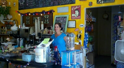 Photo of Coffee Shop Flying Pig Coffee House at 6006 E Oak Island Dr, Oak Island, NC 28465, United States