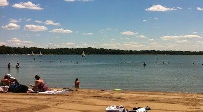 Photo of Beach Calhoun North Beach at 2710 W Lake St, Minneapolis, MN 55416, United States