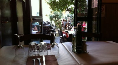 Photo of Italian Restaurant Da Francesco at Piazza Del Fico, 29, Roma 00186, Italy