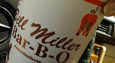 Photo of BBQ Joint Bill Miller Bar-B-Q at 908 N Loop 4, Buda, TX 78610, United States