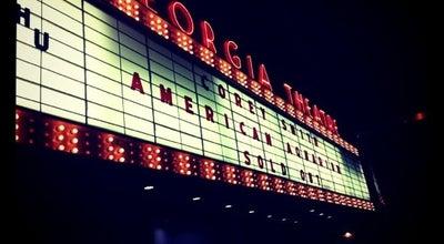 Photo of Music Venue Georgia Theatre at 215 N Lumpkin St, Athens, GA 30601, United States