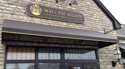 Photo of Gastropub Matt the Miller's Tavern at 6725 Avery Muirfield Dr, Dublin, OH 43016, United States