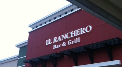 Photo of Mexican Restaurant El Ranchero at 596 Crosstown Dr, Peachtree City, GA 30269, United States