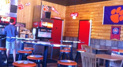 Photo of American Restaurant Cook-Out at 1055 Tiger Blvd, Clemson, SC 29631, United States