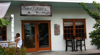 Photo of Tapas Restaurant Santiago's Bodega at 207 Petronia St, Key West, FL 33040, United States