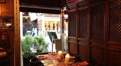 Photo of French Restaurant Saju Bistro at 120 W 44th St, New York, NY 10036, United States