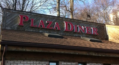 Photo of Diner Plaza Diner at 737 Bridgeport Ave, Shelton, CT 06484, United States