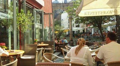 Photo of Italian Restaurant Kaiserwetter at Hof 5, Aachen 52062, Germany