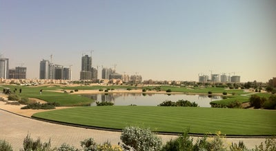 Photo of Golf Course The Els Club, Dubai at Sports City, Dubai, United Arab Emirates