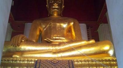 Photo of Temple วิหารพระมงคลบพิตร at Ayutthaya 13000, Thailand