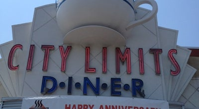 Photo of Diner City Limits Diner at 135 Harvard Ave, Stamford, CT 06902, United States