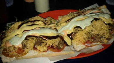 Photo of Burger Joint El Lider at C.c. Las Chimeneas, Valencia 2001, Venezuela