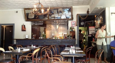 Photo of French Restaurant Le Paddock at 1235 Prospect Ave, Brooklyn, NY 11218, United States