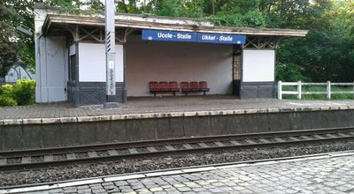 Photo of Train Station Gare d'Uccle-Stalle / Station Ukkel-Stalle at Rue Victor Allardstraat, Uccle / Ukkel 1180, Belgium