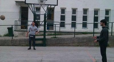 Photo of Basketball Court Bor at Strada Di Guardiella 7, Trieste, Italy