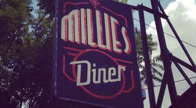 Photo of Diner Millie's at 2603 E Main St, Richmond, VA 23223, United States