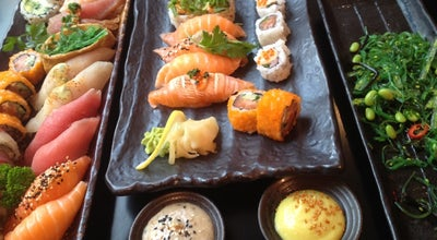 Photo of Sushi Restaurant Karma Sushi, Rolls & Juices at Vestergade 48, Aarhus 8000, Denmark
